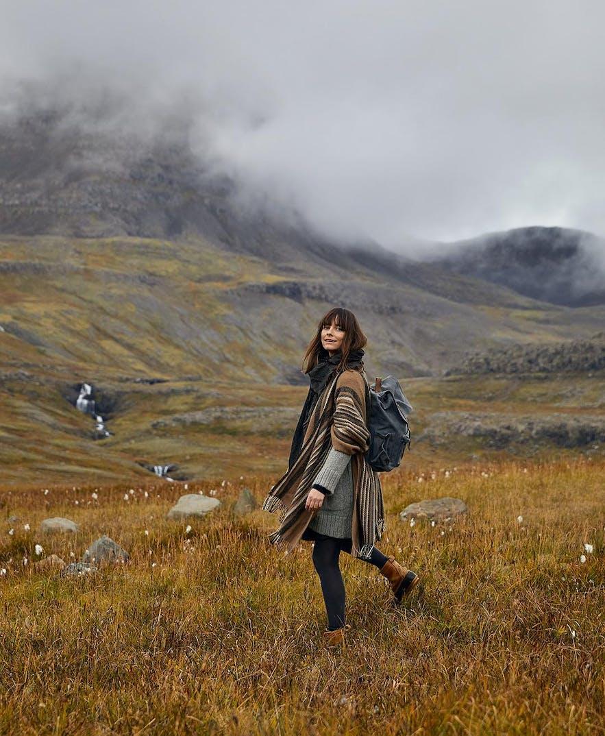 冰岛羊毛衣时尚品牌-Farmers Market Iceland