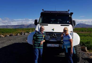 Super Truck Adventure | Explore From Reykjavik