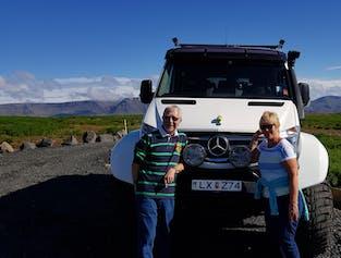 Super Truck Adventure | Explore From Reykjavik