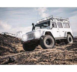 Land Rover Defender 110 4x4 2014