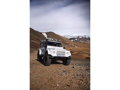 Land Rover  Defender 110 4x4 2014