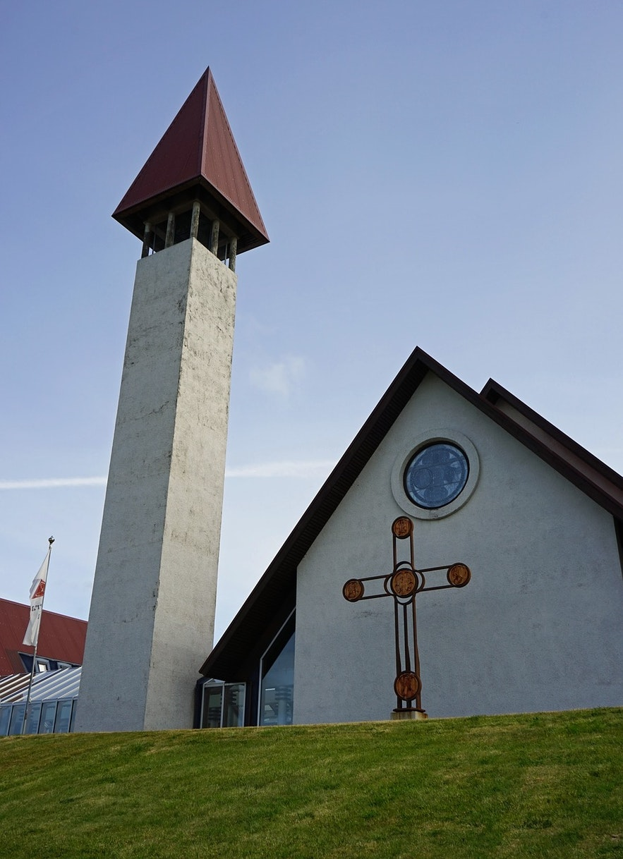 冰岛西部雷克霍特镇上的Snorrastofa博物馆,是了解冰岛文化历史的完美去处