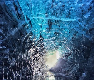 Super Jeep, Glacier Hike & Ice Cave Tour | Departure from Jokulsarlon Glacier Lagoon