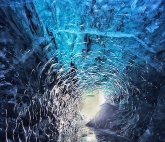 Super Jeep, trekking po lodowcu, jaskinia lodowa | Wyjazd spod laguny Jokulsarlon