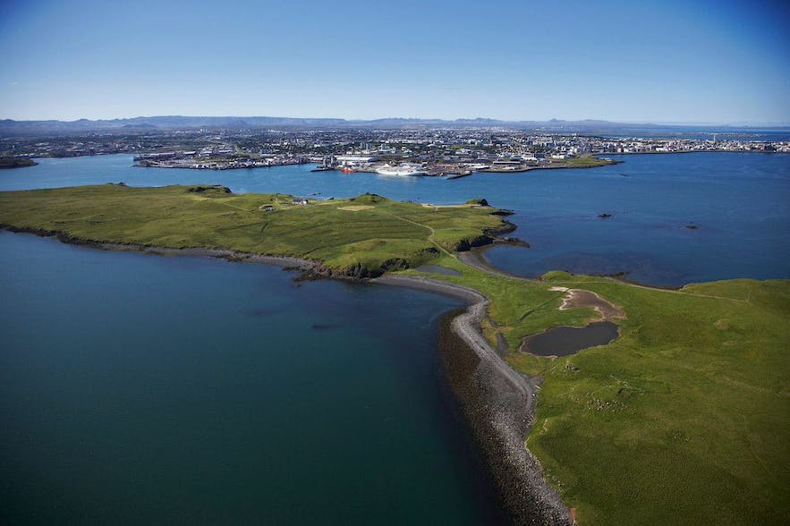 Viðey island is one of the great, little known attractions of Iceland's capital city.