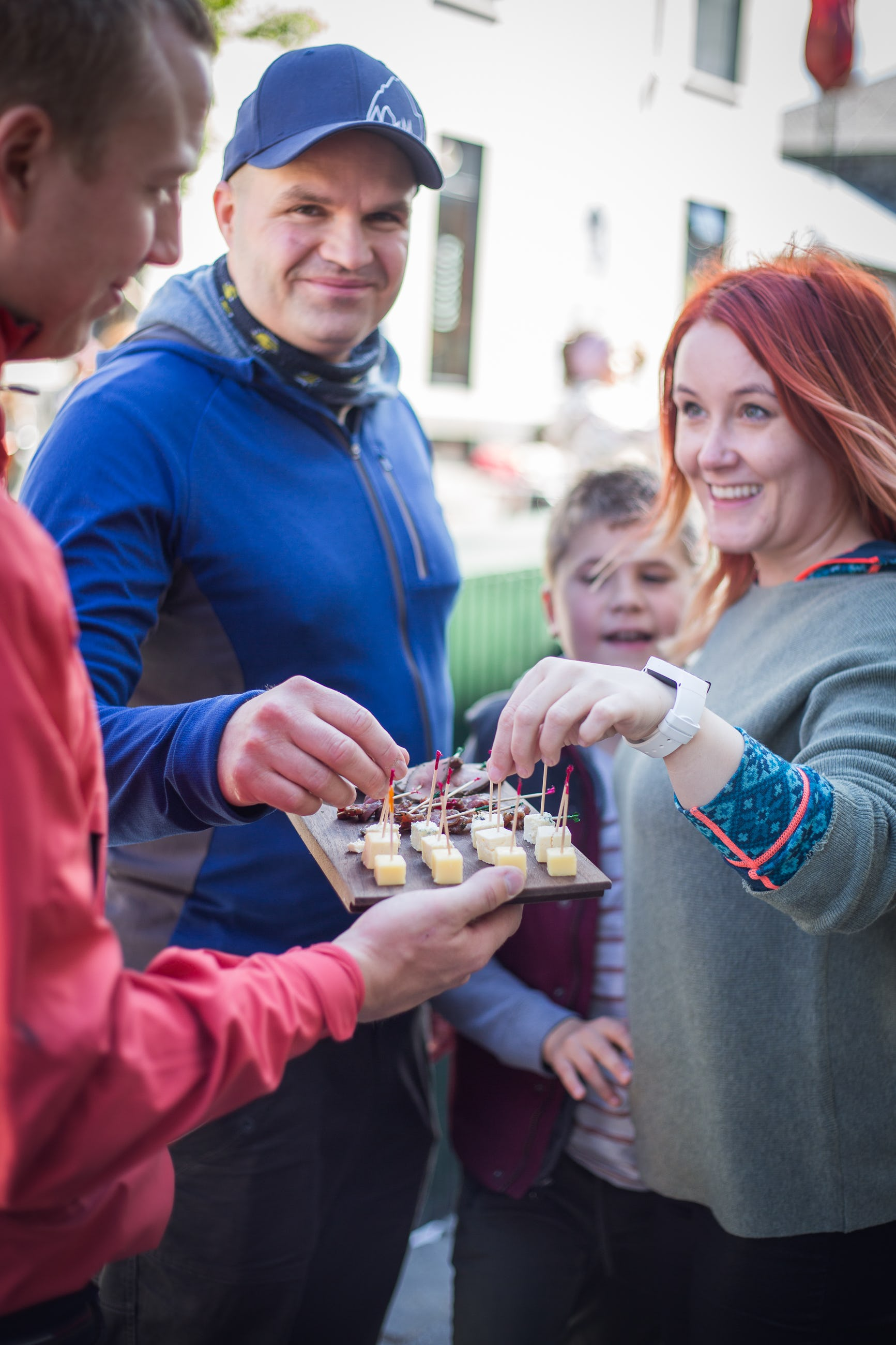 Try some traditional Icelandic treats on this tour.