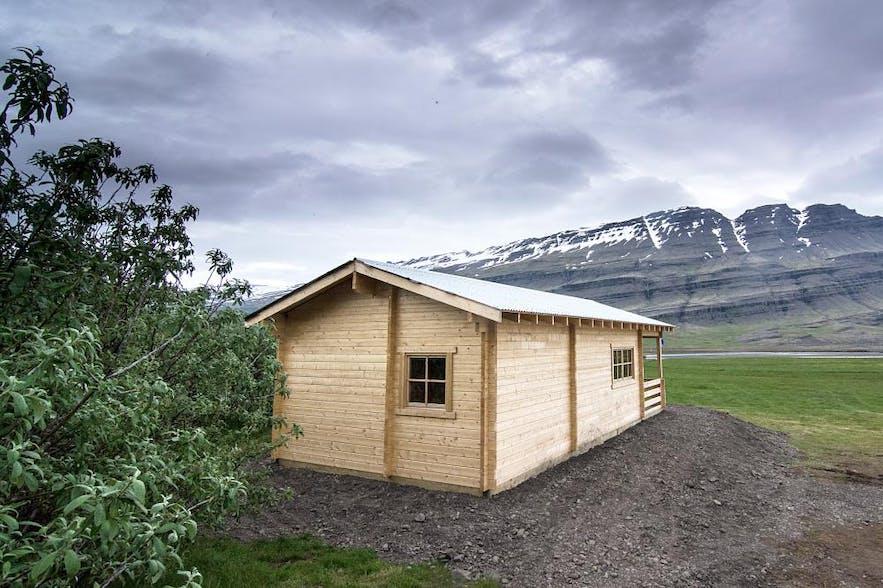 冰岛东峡湾小镇住宿