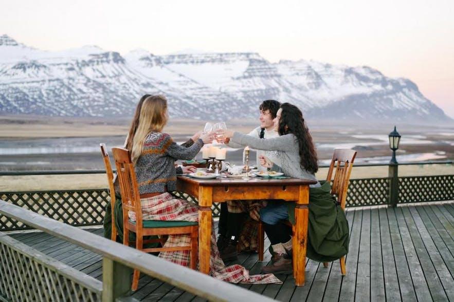 最具冰岛风的民宿|公寓&度假屋