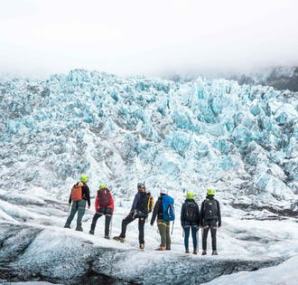 Aventura por el glaciar desde Skaftafell   Caminata de 5 horas