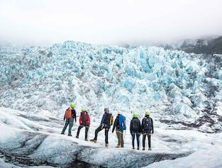Skaftafell Blue Ice Winter Wonderland | 5-Hour Hike