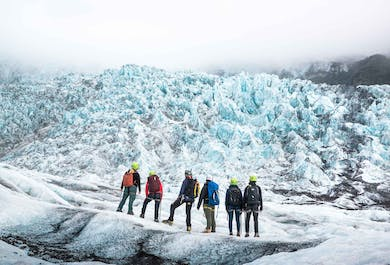 The Ultimate Glacier Hike from Skaftafell