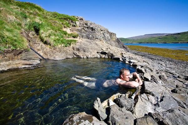 アイスランドの天然温泉 トップ5