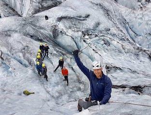 Skaftafell Ice Climbing & Glacier Hike Tour