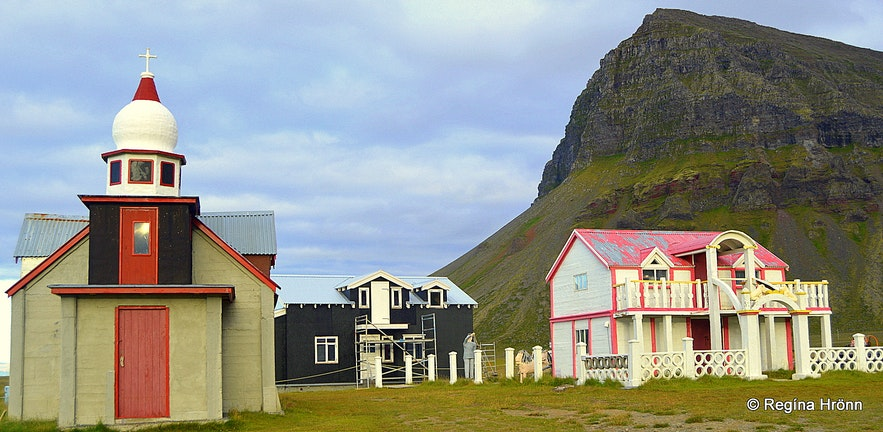 The Art Museum of Samúel Jónsson in the Westfjords