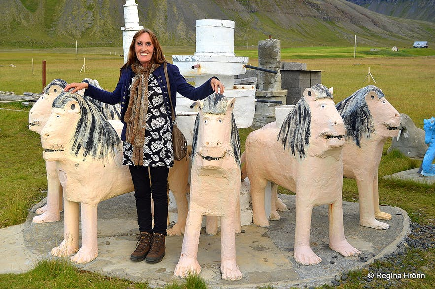 All kinds of mysterious cultural facets can be found in the magical Westfjords.