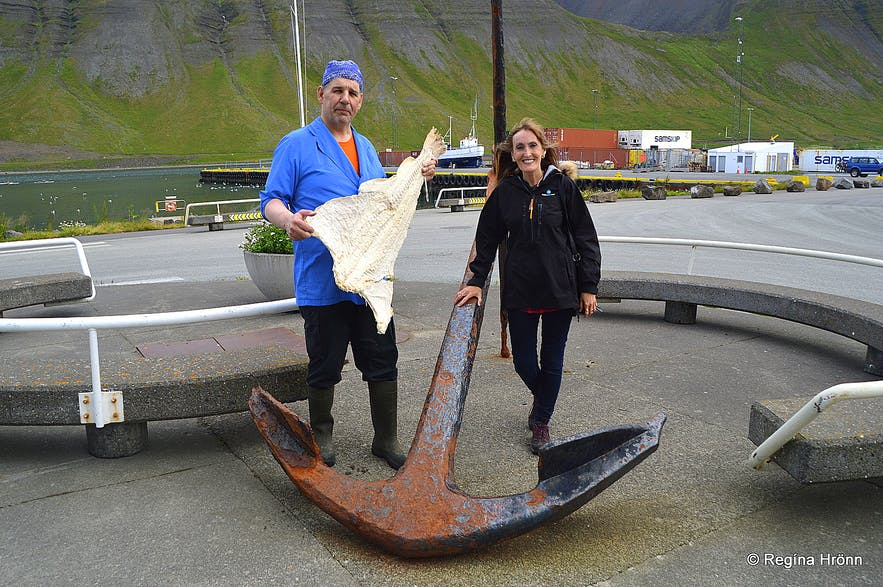 Visiting Ísafjörður village in the Westfjords of Iceland