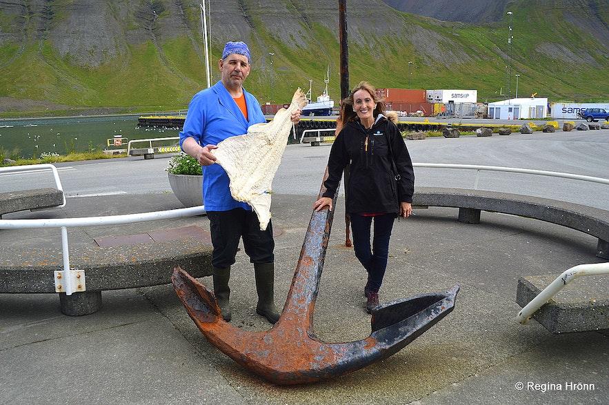 Visiting Ísafjörður village in the Westfjords of Iceland