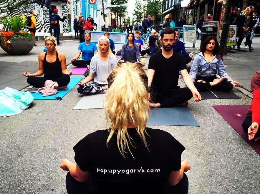 The popularity of Yoga in Iceland has, over recent years, reached unprecedented levels.