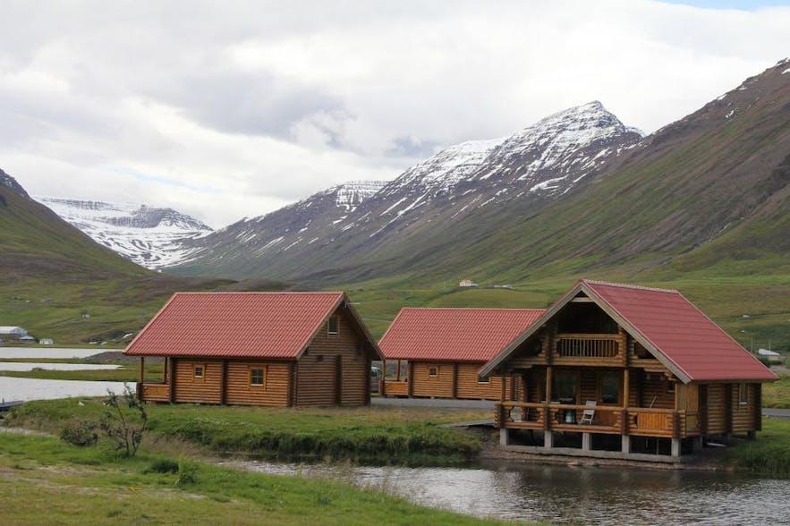 北部冰岛度假屋民宿
