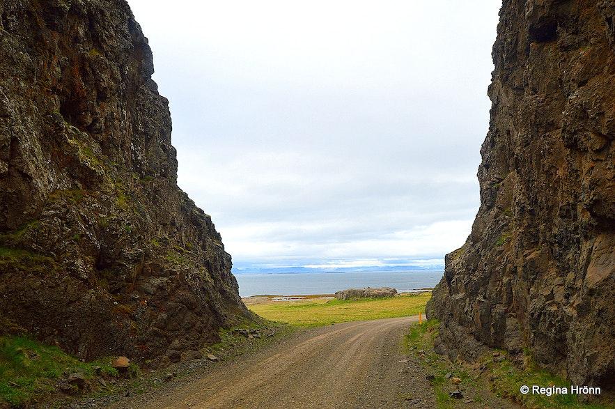 Klofningur West-Iceland