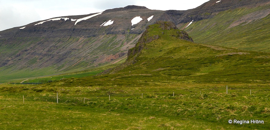 Tungustapi in Sælingsdalur - the Church of the Elves in West-Iceland - Icelandic Folklore