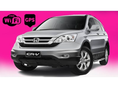 Honda CR-V 4x4 Automatic  2012