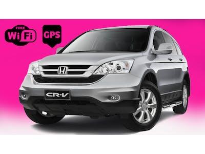 혼다 CR-V 4륜 자동변속기 무료 GPS 및 4G WIFI  2012