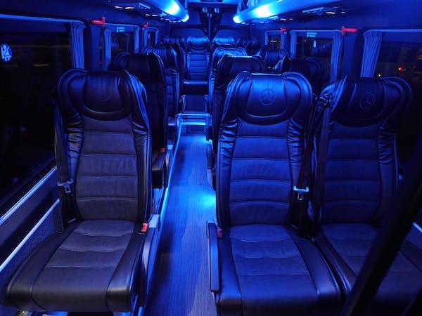 Luxury Minibus Tours