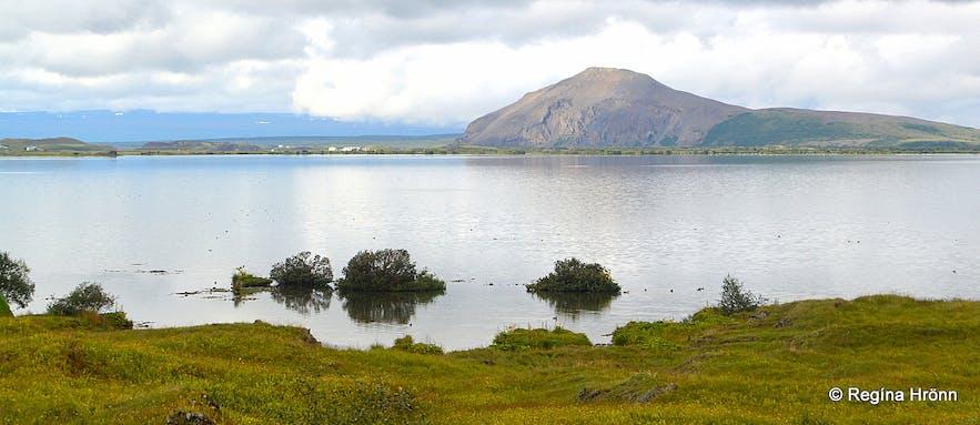 Mývatn North-Iceland