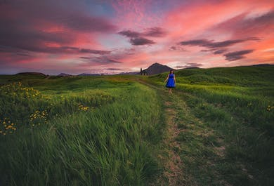 Midnight Sun Photography Workshop   11-Days in the Westfjords