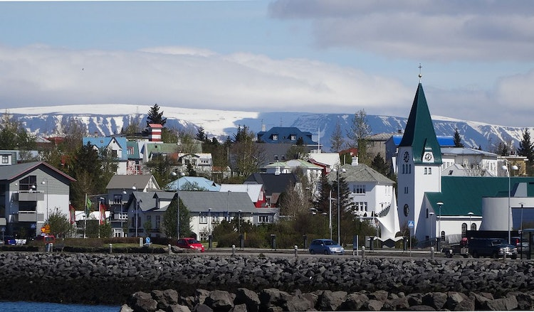 Hafnarfjordur is part of the Greater Reykjavik Area.