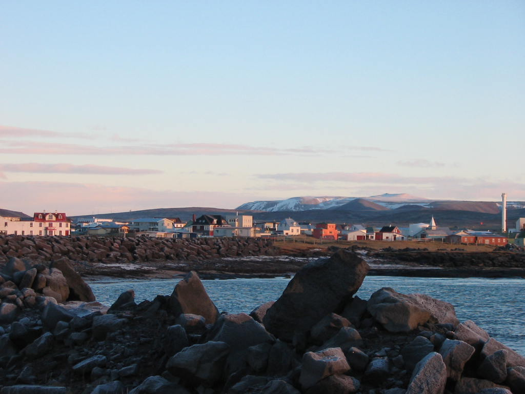 Grindavik is a fishing town on the Reykjanes Peninsula, near to many sites worth visiting.