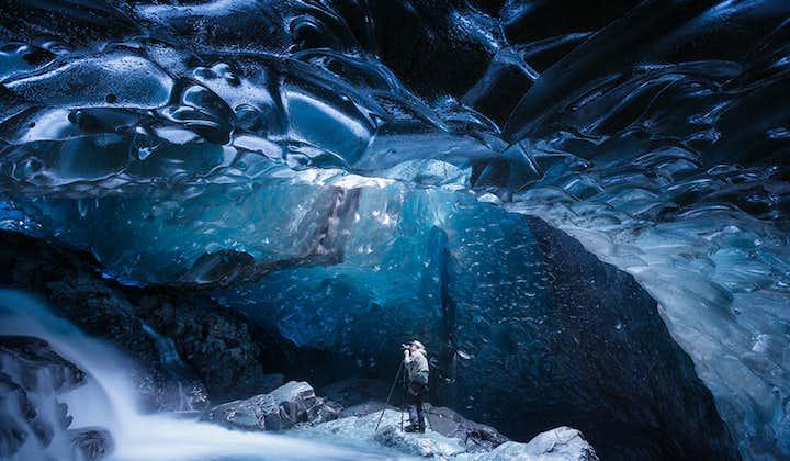 8日間冬景色の撮影ツアー | ゴールデンサークル、南海岸、氷の洞窟