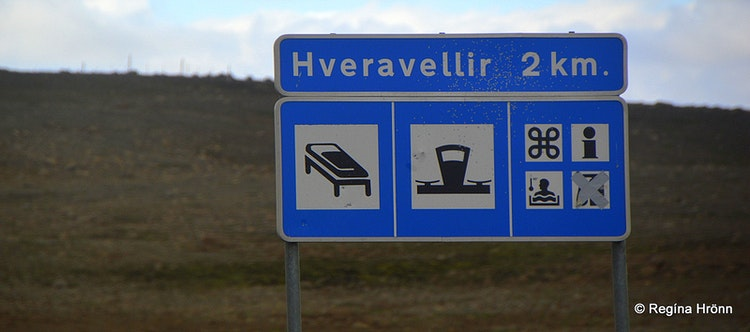Hveravellir - the beautiful Oasis in the Highlands of Iceland