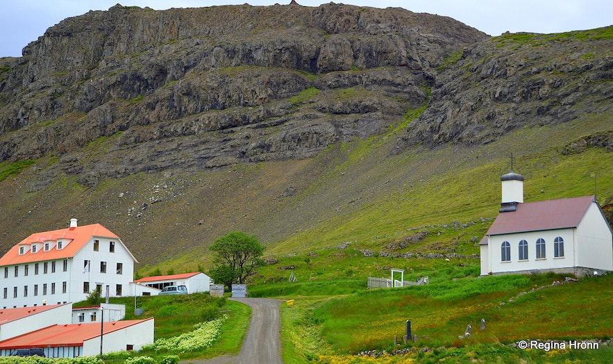 Staðarfell í Dölum West-Iceland