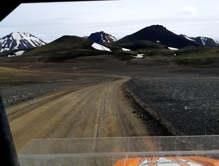 Private Day tour to Landmannalaugar