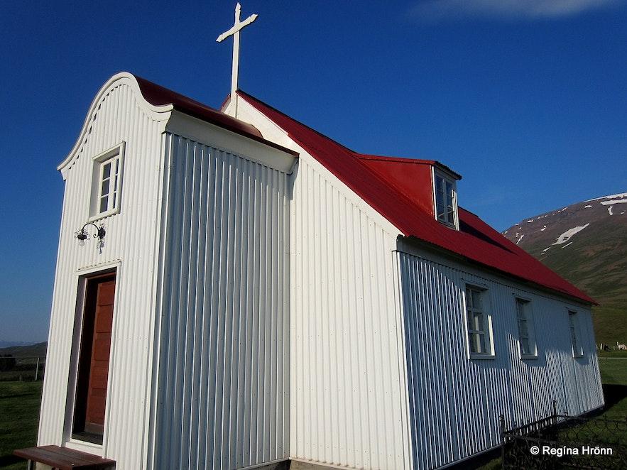Bægisárkirkja church