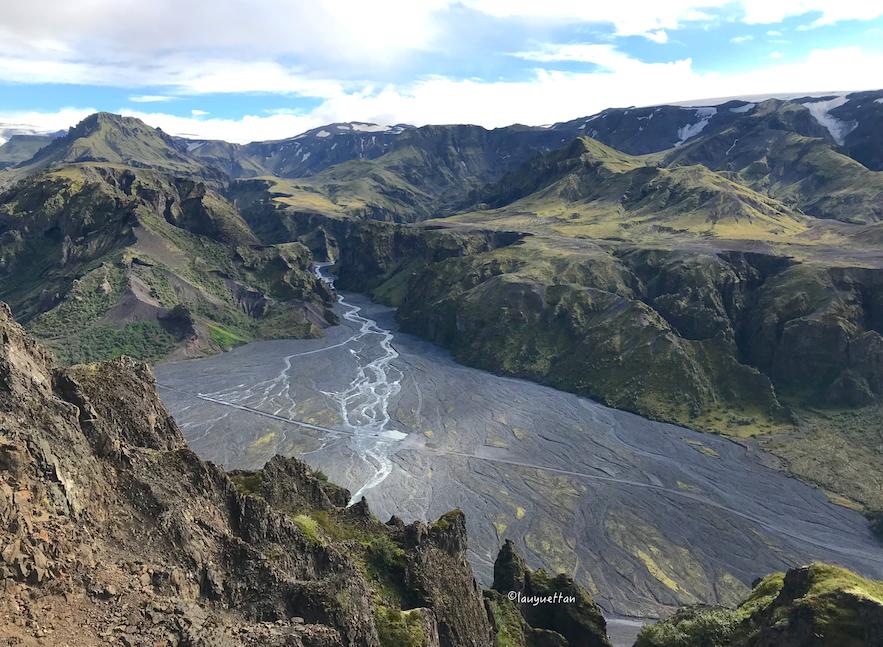 冰島索斯莫克山谷