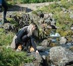 Mount Esjan is Iceland's most popular hiking location.