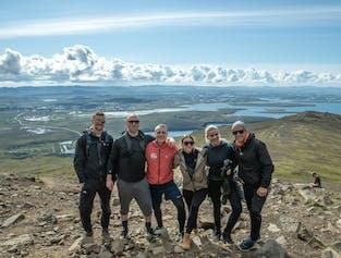 Guided Hike to Mt. Esjan | Swimming, Dinner & Drinks