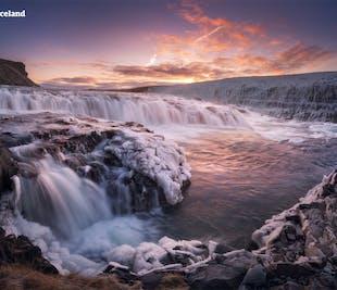 Двухнедельное зимнее путешествие вокруг Исландии