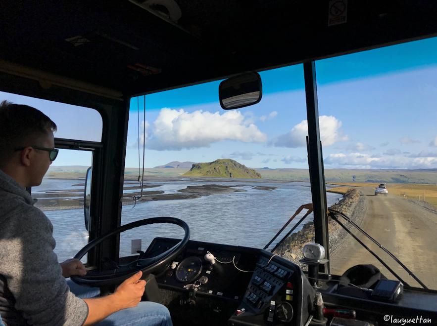 冰島旅行團體驗| 冰島中央內陸高地索斯默克(Thorsmork)一日遠足