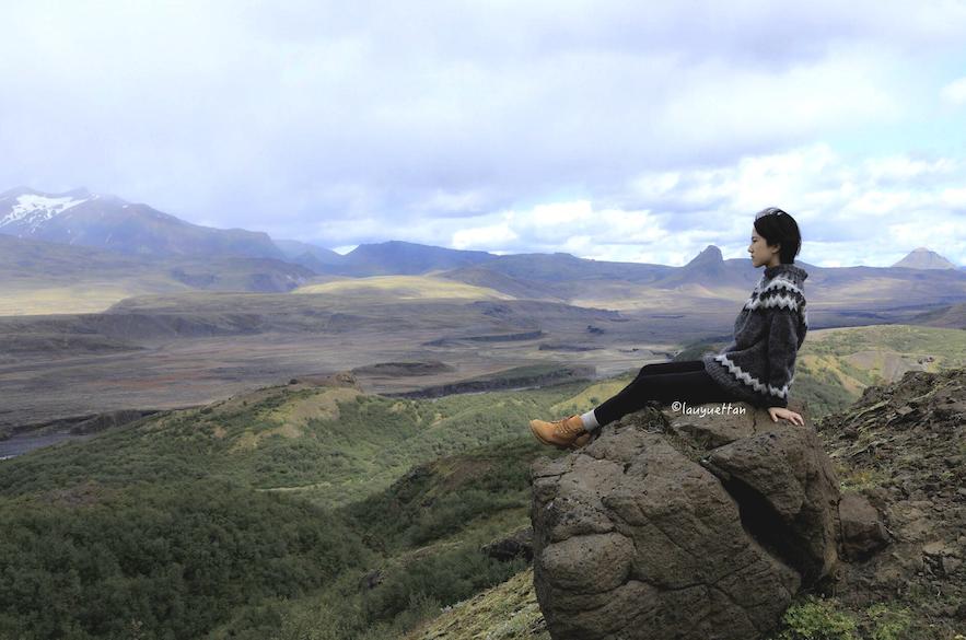 冰島索斯莫克山谷遠足徒步