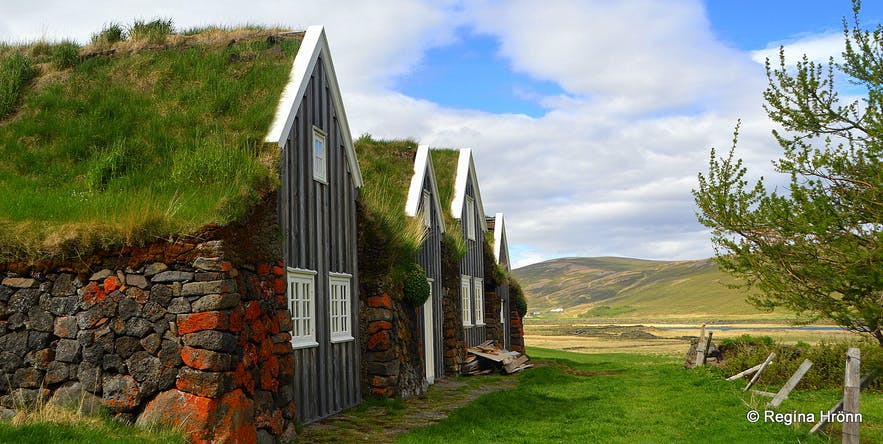 Þverá turf house North-Iceland