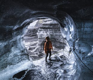 Katla Ice Cave Tour and Glacier Hike