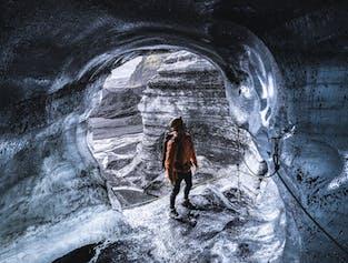Katla Ice Cave Tour and Glacier Hike