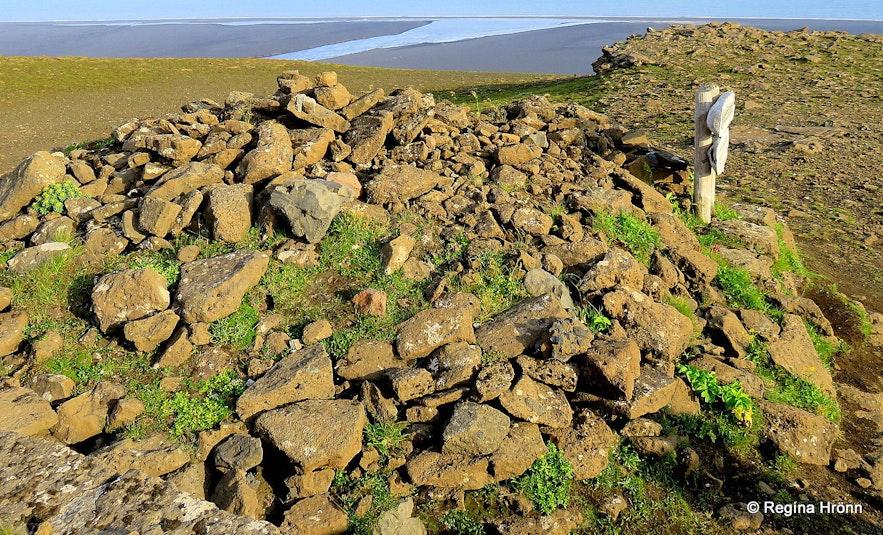 Hjörleifshaugur burial mound