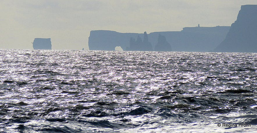 Dyrhólaey South-Iceland and Reynisdrangar
