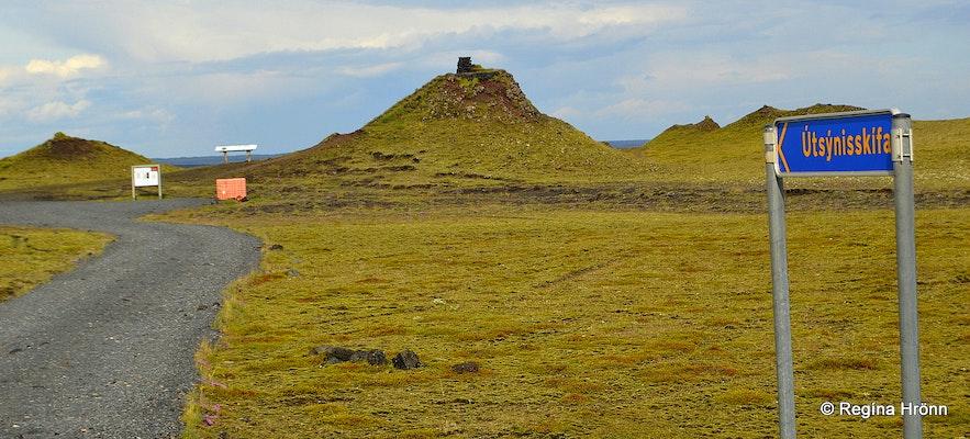 Álftaversgígar pseudocraters South-Iceland
