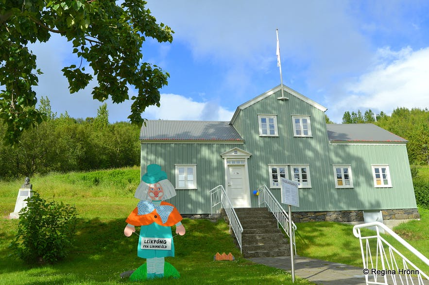 Friðbjarnarhús museum - a museum ofold toys in AKureyri